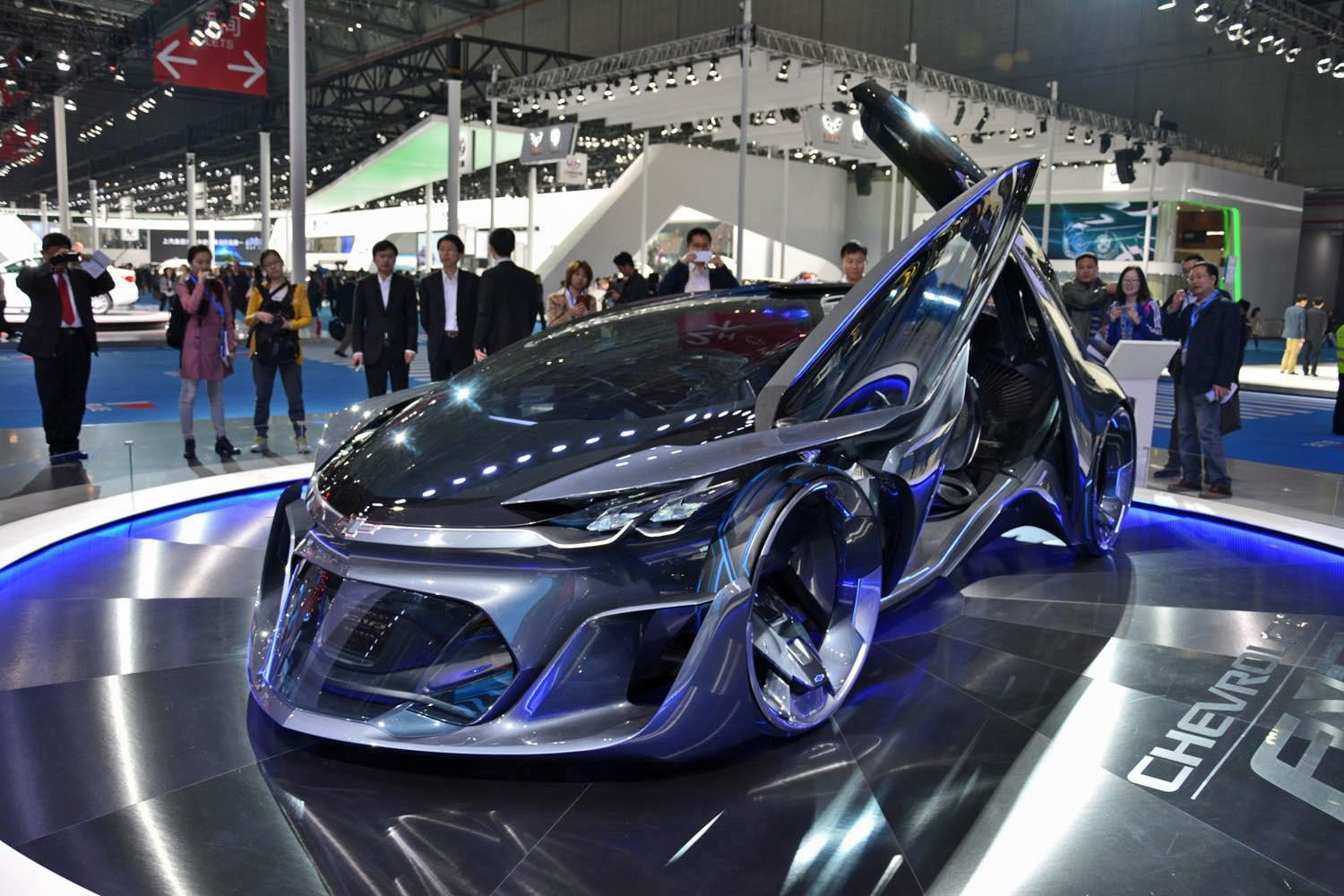 Chevrolet Fnr Concept News Pictures And Specs Digital Trends