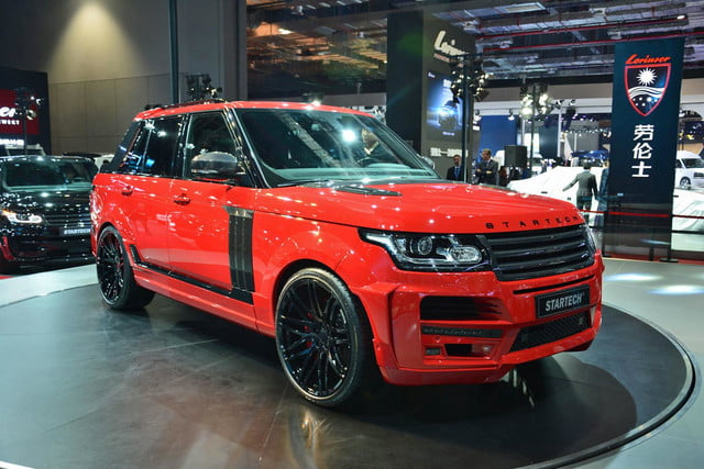 Startech Range Rover pickup | News, specifications ...