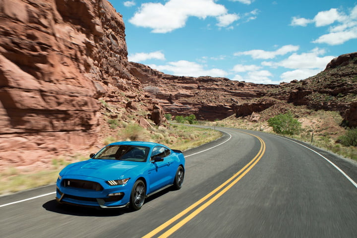 2018 Ford Shelby Gt350 Mustang