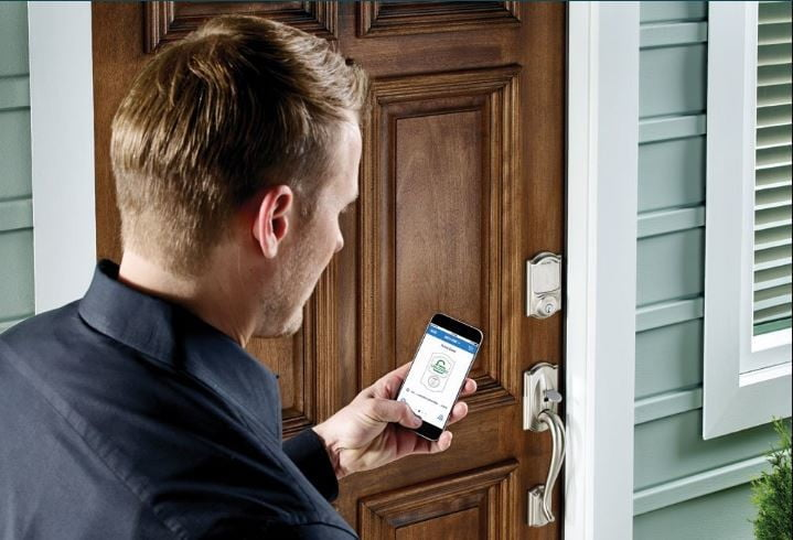 Secure your home with the Schlage Sense Smart Deadbolt, now $59 off from Amazon