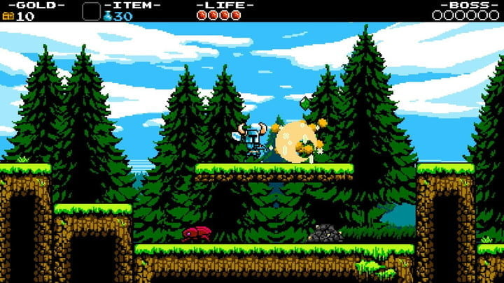 best nintendo switch games shovel knight