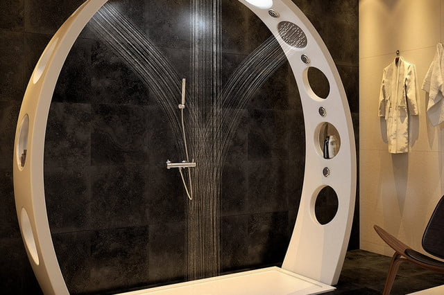 These futuristic bathroom concepts will make you feel jealous