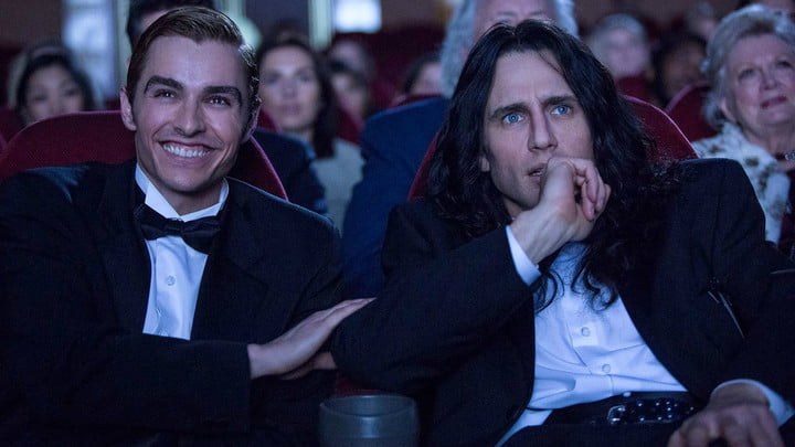 best new shows and movies to stream disaster artist featured