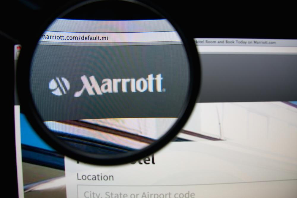 Marriott wants guests' data so it can tell them if their