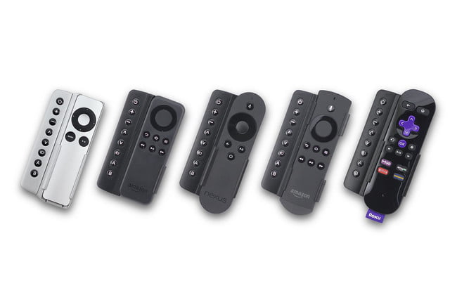 sideclick kicstarter remote for roku apple tv nexus player 7