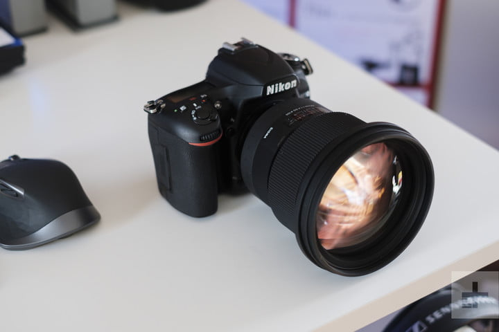 Sigma 105mm F1.4 Art lens Review
