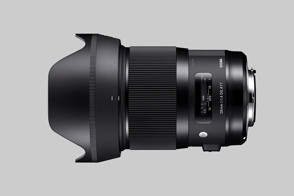Sigma Launches Five New Lenses From A 28mm Art To A 60