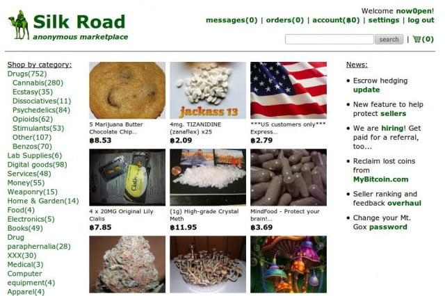 What is tor a beginners guide to the deep web digital trends silk road one of the most famous and sordid sites on the tor network ccuart Gallery