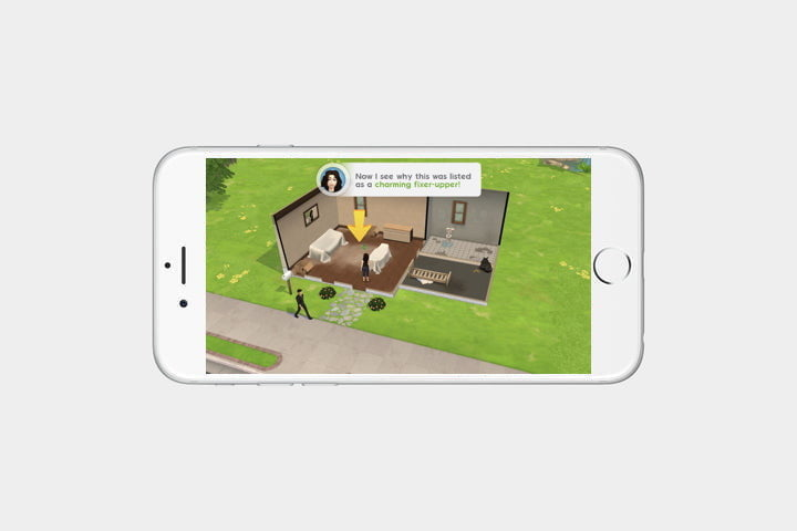 best iphone games sims mobile ios