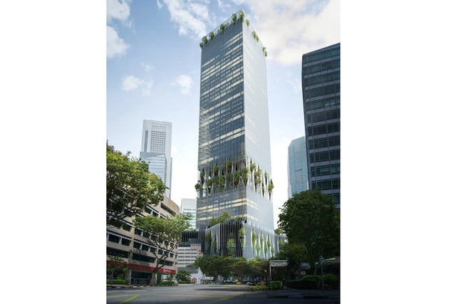 green tower singapore 1