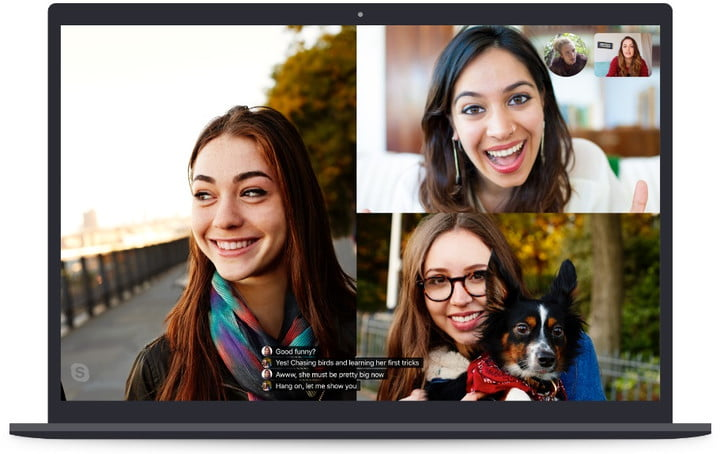 Skype's real-time A.I. captions and subtitles aim for better collaboration