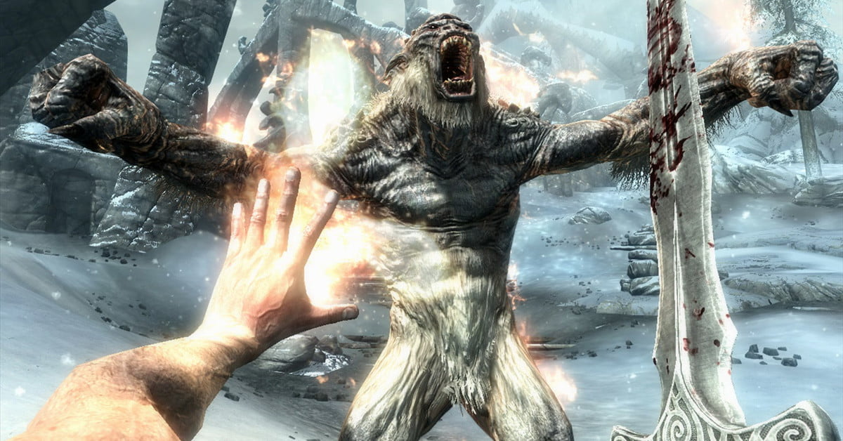 'Skyrim' director Todd Howard: We'll stop porting it when you stop buying it