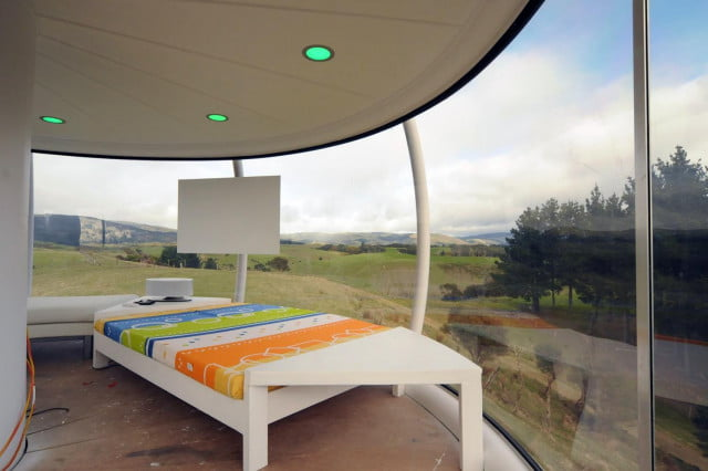skysphere is a voice controlled man cave 33 feet in the air 6205