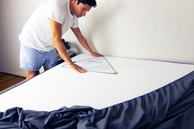Sleepra turns your mattress into a touchpad and tracks your snoozing