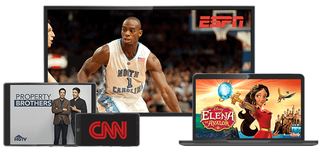 live espn no cable sling tv