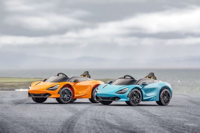 mclaren 720s ride on electrifies the kiddy car segment small 11063 mclaren720sride