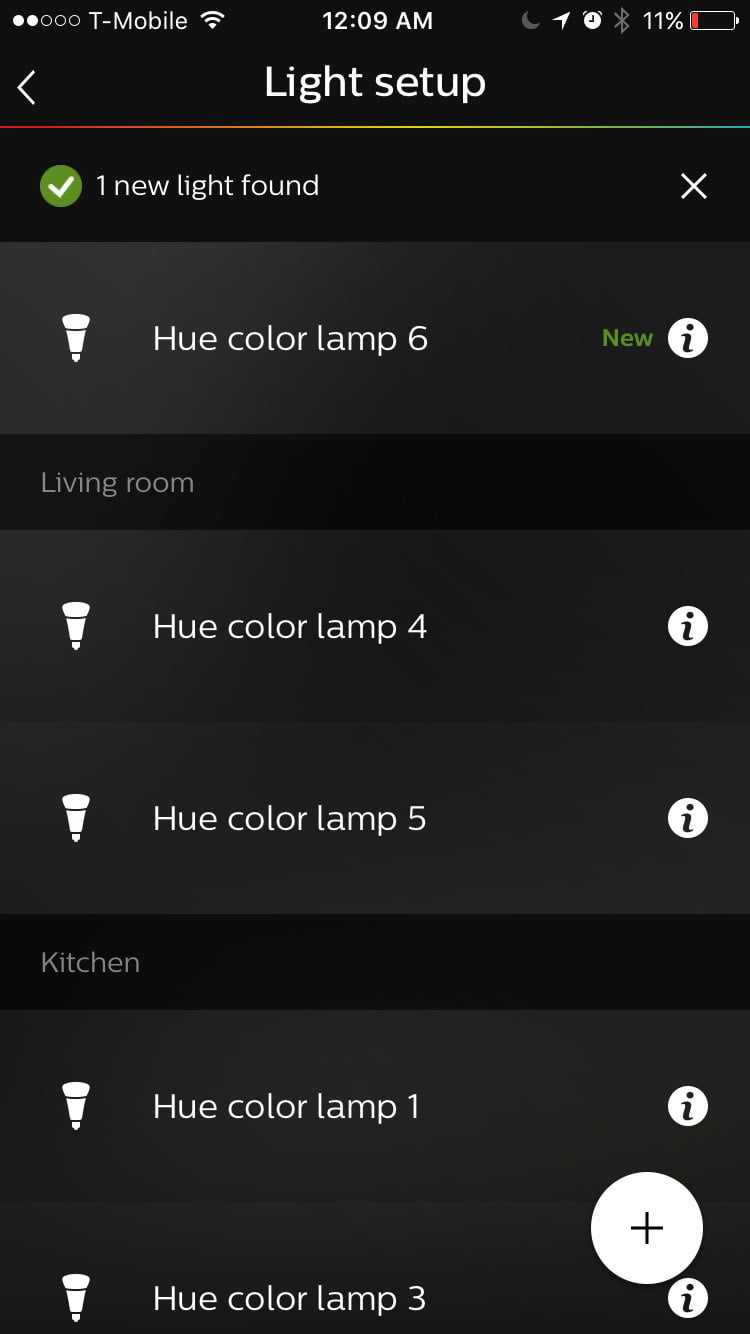Set The Mood Or Go Full Disco With Our Guide To Smart Lighting Setting Up A Virtual 3 Way Switch My Home Automation Project Apartment Kit Hue 1
