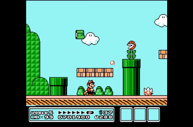 best nes games ever smb 3 screen 2