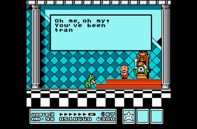 best nes games ever smb 3 screen