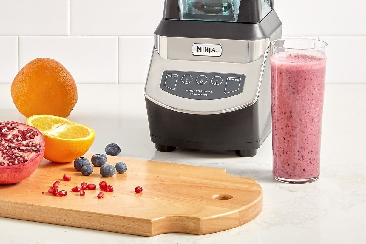 This Walmart Deal Gets You A Ninja Professional Blender For Just 45