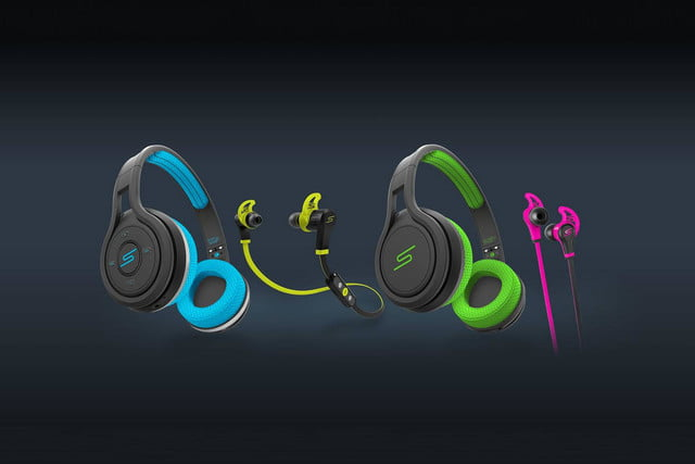 SMS Audio releases its Carmelo-backed Sport headphone line | Digital