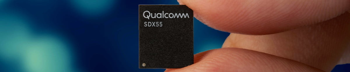 Qualcomm unveils the 'world's fastest' 5G modem, the Snapdragon X55