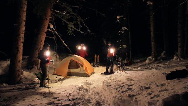 Ra strap light campgrounds area lighting