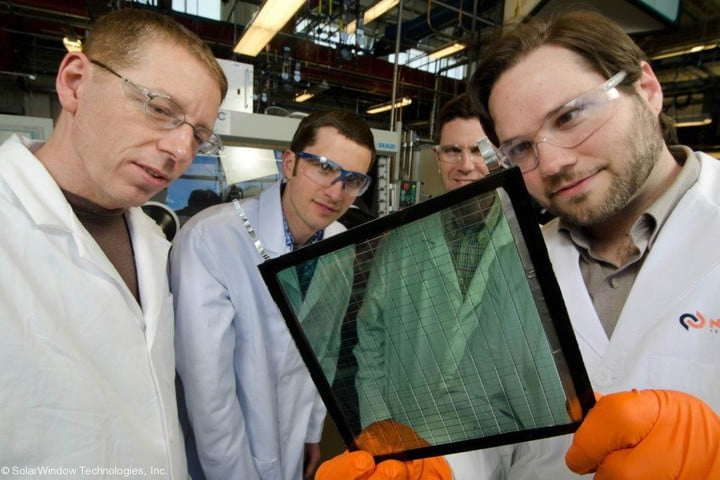 Revolutionary new solar window tech can make any glass pane into a solar panel