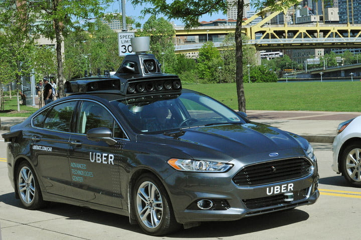 solid state lidar for self driving cars uber driverless