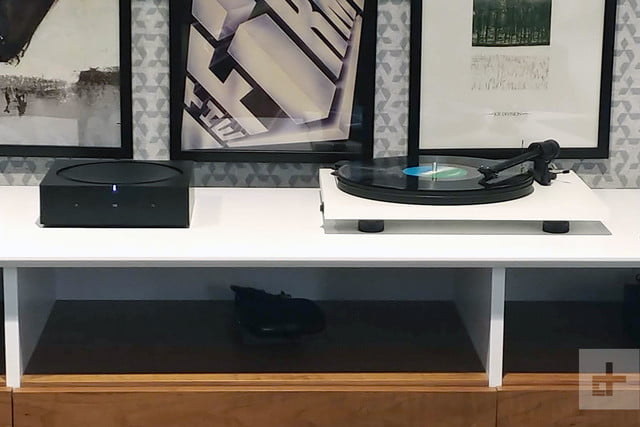 Just Add Speakers The Sonos Amp Puts Music Muscle In Smart Homes