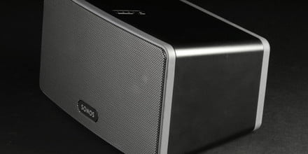 want 50 off the compact sonos play3 heres where to get it play 3 streaming music speaker