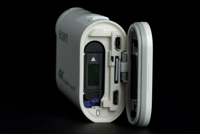 Sony Action Cam 4K battery