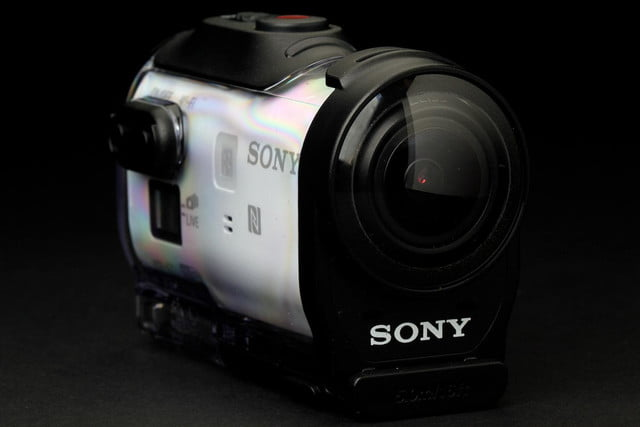 Sony Action Mini Cam front angle