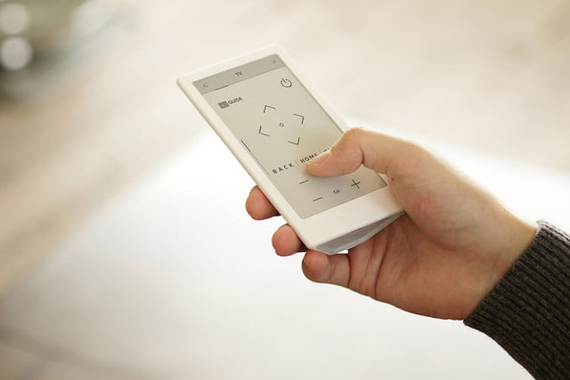 sony huis universal remote e ink 5