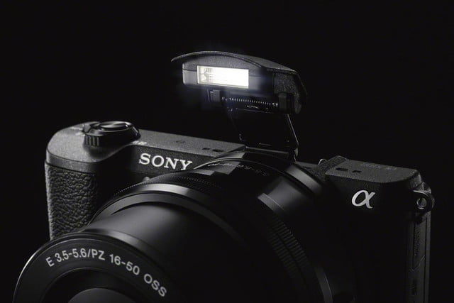 sony alpha 5100 ilce wselp1650 flash black