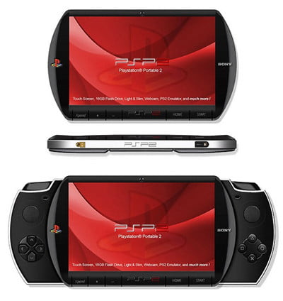 psp 2 what we know about the new sony playstation portable rh digitaltrends com Sony PlayStation Portable PSP 2000 Sony PlayStation Handheld Concept