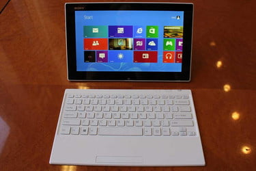 Sony unleashes two Windows 8 tablets, the Vaio Tap 11 and