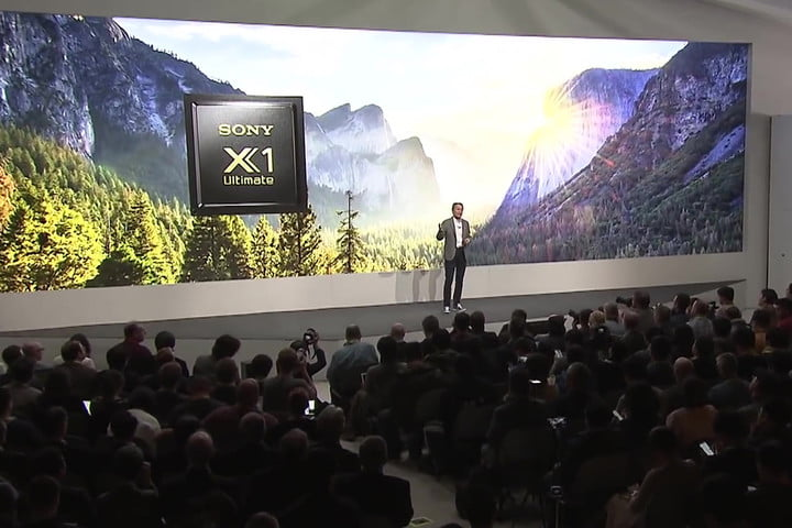 ces what happened to last years prize winners 2019 sony x1 ultimate processor