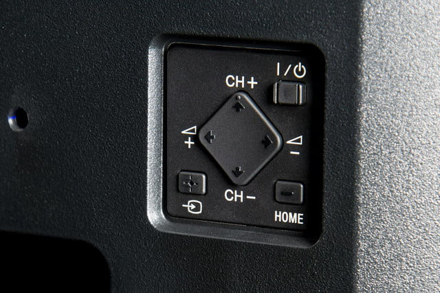 Sony XBR-65X950B review buttons