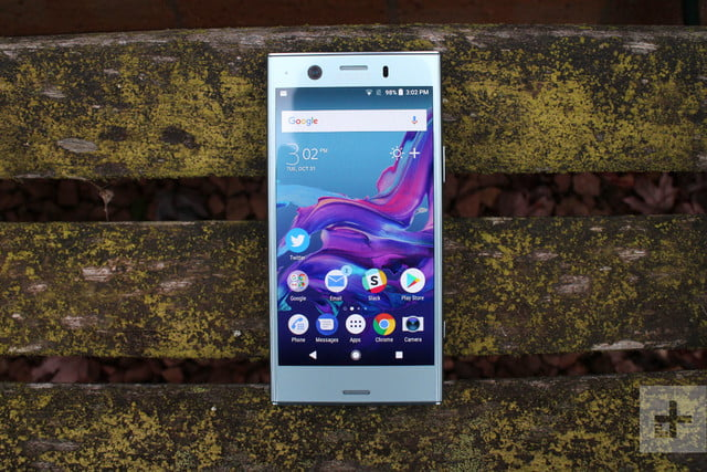 Sony Xperia XZ1 Compact Review   Digital Trends