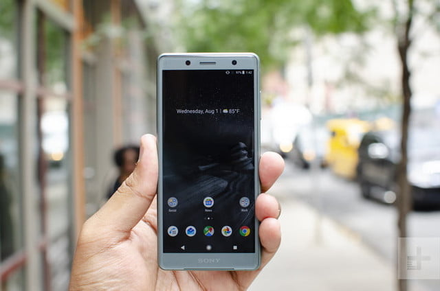sony xperia xz2 compact review digital trends. Black Bedroom Furniture Sets. Home Design Ideas