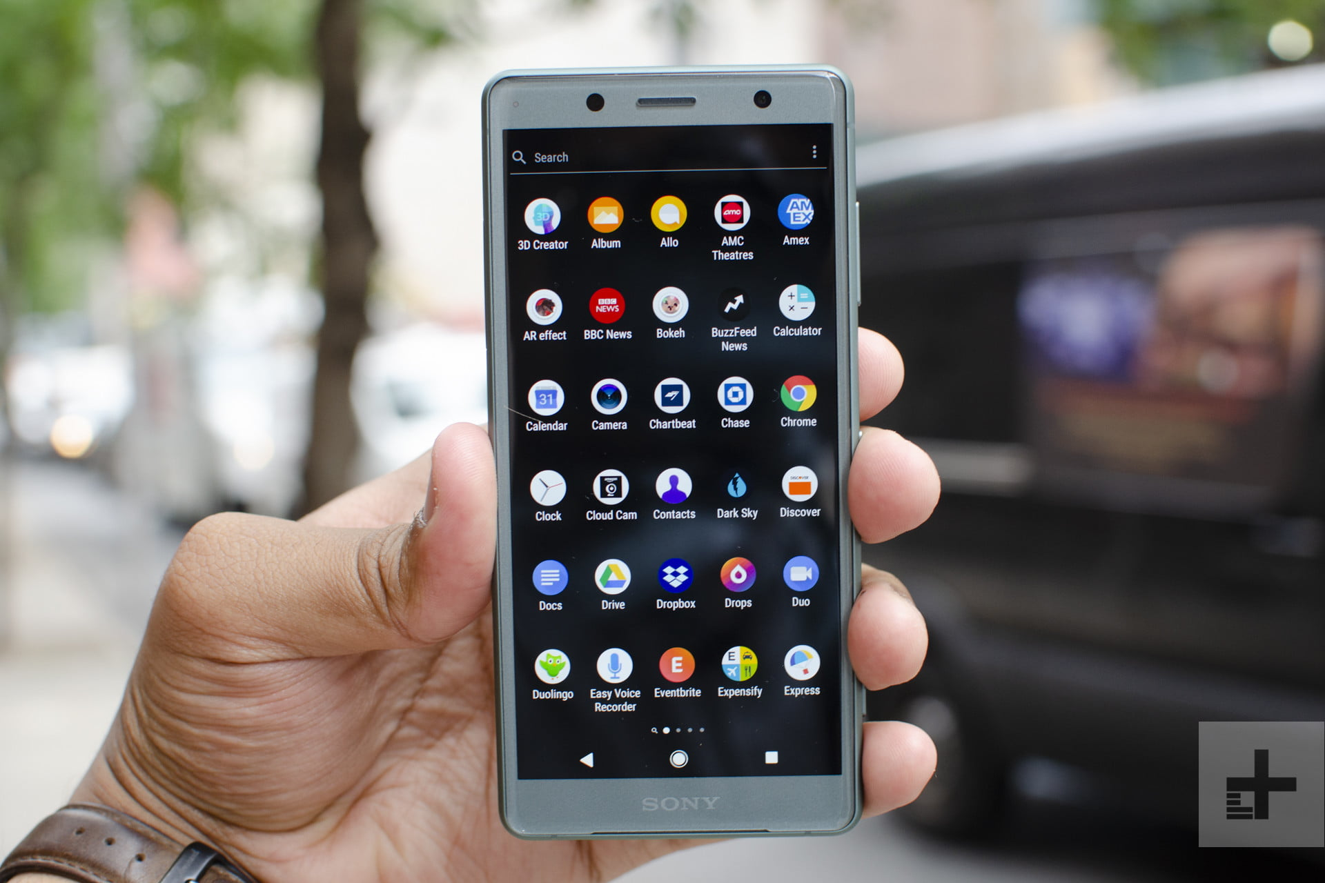 Sony Xperia XZ2 Compact Review | Digital Trends