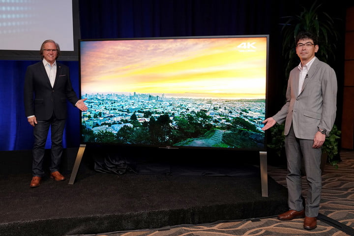 sony z series led tv hands on 6