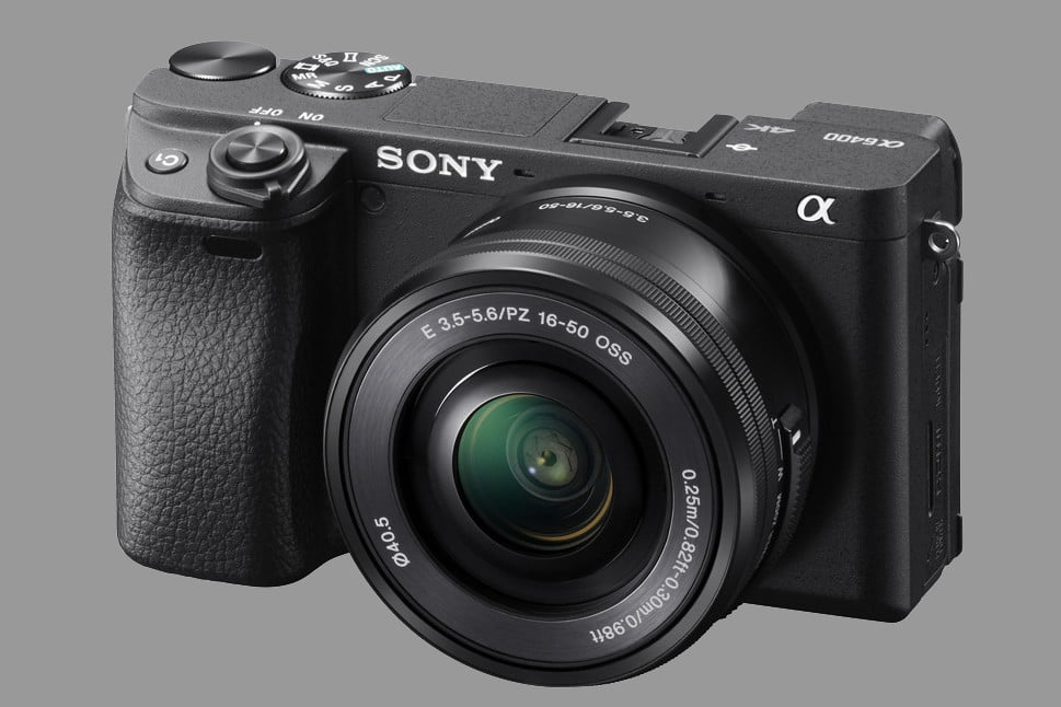 Sony crams its best camera tech into the new $900 A6400
