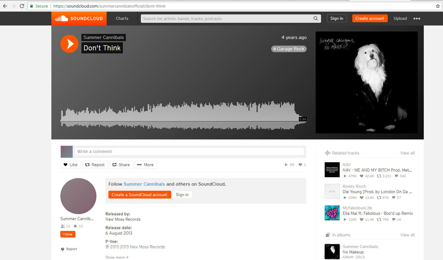 how to download songs from soundcloud url bar