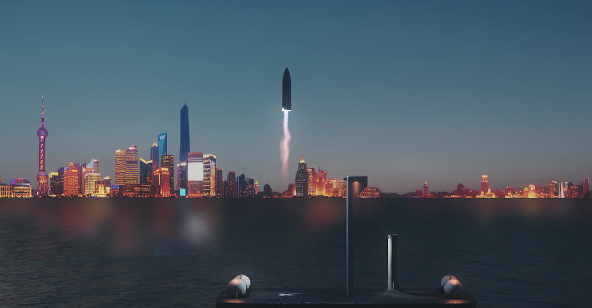 Spacex Wants To Build Its Mars Bound Bfr In Los Angeles