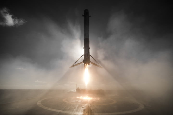 How in the world did SpaceX snap this stunning rocket-landing photo?
