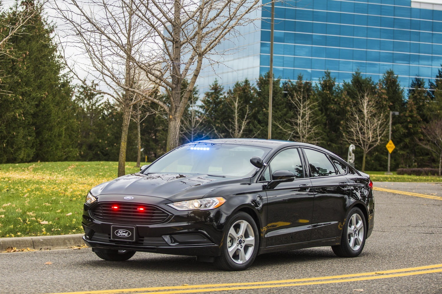 Ford Fusion Energi Police Car Photos Details And Specs Digital Trends