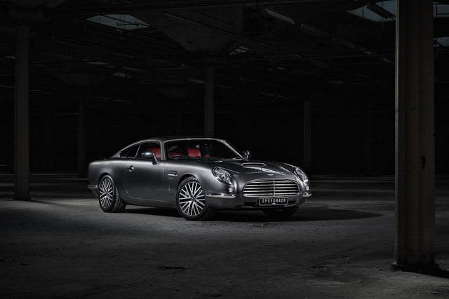 Speedback GT front angle