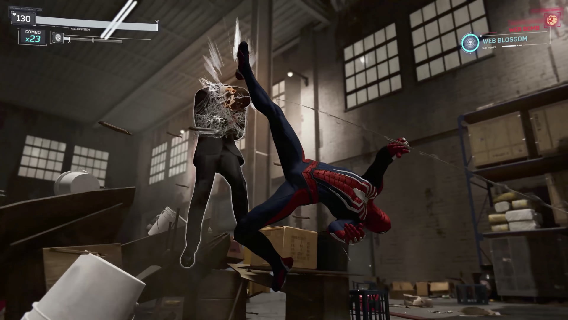 the ultimate guide to 'marvel's spider-man': combat, suits, and mods